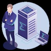 Progettazione - Progettazione di reti distribuite. Virtualizzazione infrastrutture | Gas.Net Group